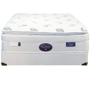 Queen Spring Air Back Supporter Four Seasons Bliss Plush