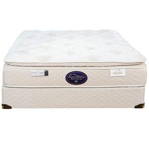 Queen Spring Air Back Supporter Perfect Balance Savannah Pillow Top 12.5 Inch Mattress