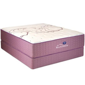 Spring Air Sleep Sense Hybrid Plus Level II Cushion Firm King Mattress Only SDMB071919 - Scratch and Dent Model ''As-Is''