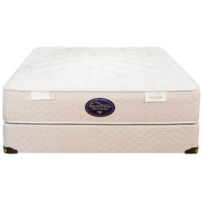 Twin Spring Air Back Supporter Perfect Balance Sophia Firm Mattress
