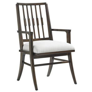 Stanley Crestaire Savoy Arm Chair in Porter Set of 2