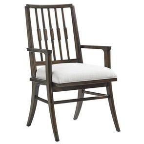 Stanley Crestaire Savoy Arm Chair in Porter Set of 2