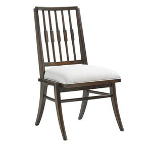 Stanley Crestaire Savoy Side Chair in Porter Set of 2