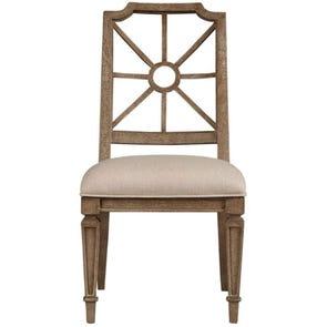Stanley Wethersfield Estate Side Chair Set of 2 in Brimfield Oak Finish