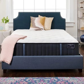 Queen Stearns and Foster Estate Hurston Luxury Cushion Firm 14 Inch Mattress + FREE $100 Gift Card