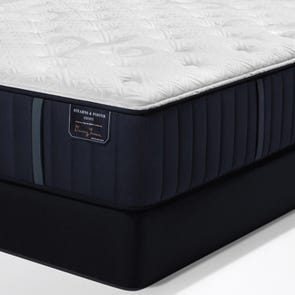 King Stearns and Foster Estate Hurston Luxury Firm Mattress + FREE $100 Visa Gift Card