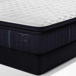 Full Stearns and Foster Estate Hurston Luxury Firm Pillow Top Mattress + FREE $100 Gift Card
