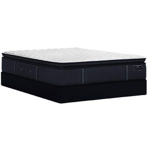 Queen Stearns and Foster Estate Hurston Luxury Firm Euro Pillow Top 14.5 Inch Mattress + FREE $100 Gift Card