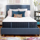 Full Stearns and Foster Estate Rockwell Luxury Plush 14.5 Inch Mattress + FREE $100 Visa Gift Card