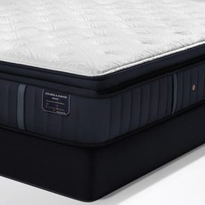 Queen Stearns and Foster Estate Rockwell Luxury Plush Pillow Top Mattress + FREE $100 Visa Gift Card