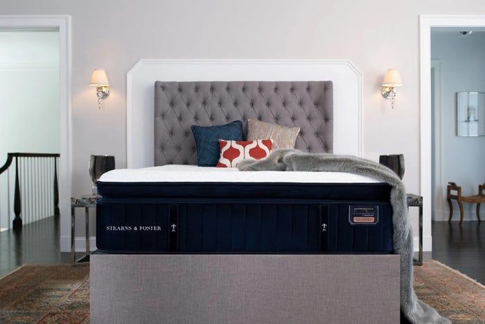 Stearns and Foster Reserve Hepburn Luxury Firm Mattress