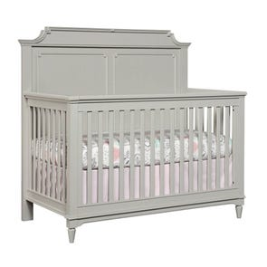 Stone & Leigh Clementine Court Built To Grow Crib in Spoon