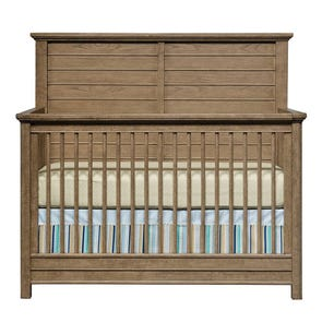 Stone & Leigh Driftwood Park Built To Grow Crib in Sunflower Seed