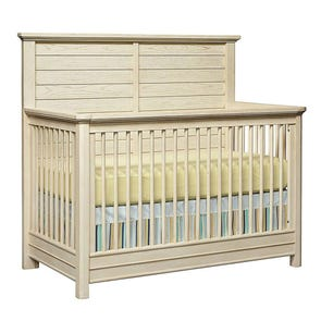Stone & Leigh Driftwood Park Built To Grow Crib in Vanilla Oak