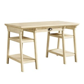 Stone & Leigh Driftwood Park Desk in Vanilla Oak