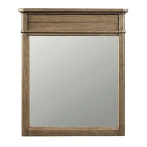 Stone & Leigh Clementine Court Mirror in Spoon