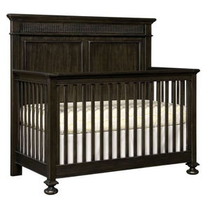 Stone & Leigh Smiling Hill Built To Grow Crib in Licorice