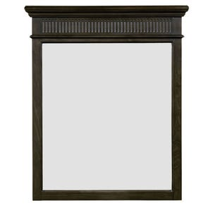 Stone & Leigh Smiling Hill Mirror in Marshmallow