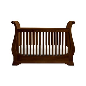 Stone & Leigh Teaberry Lane Stationary Crib in Midnight Cherry