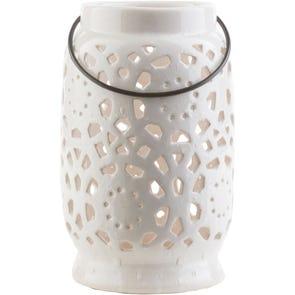 Surya Avery 9.4 Inch Lantern in Gold
