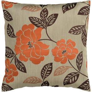 Surya Flower Garden Accent Pillow