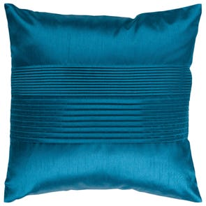 Surya Lori Lee in Teal Accent Pillow