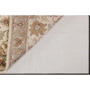 Surya Luxury Grip Indoor Hard Surface 8 Foot x 10 Foot Oval Rug Pad