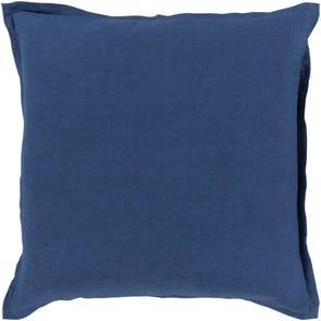 Surya Orianna in Cobalt Accent Pillow