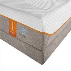 TEMPUR-Contour Elite Breeze Twin XL Mattress Only SDMB061939 - Scratch and Dent Model ''As-Is''