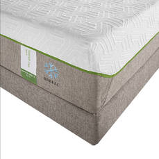 "TEMPUR-Flex Supreme Breeze Twin XL Mattress Only OVML061836 - Clearance Model ""As Is"""