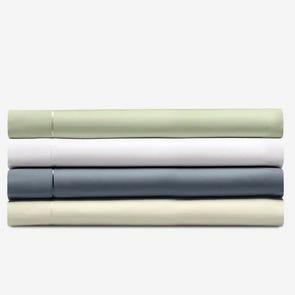 Tempur-Pedic 310 Thread Count Pima Cotton Pillowcase Pair
