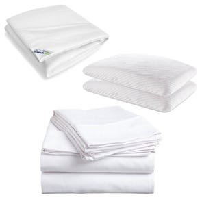 Tempur-Pedic Premier Bed Bundle