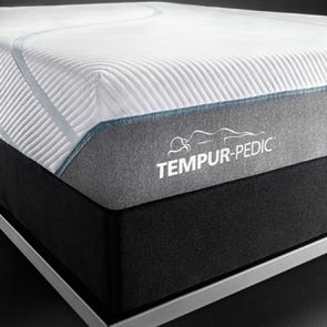 "Tempurpedic Tempur Adapt Medium Hybrid 11 Inch Queen Mattress Only OVML032016 - Overstock Model ""As-Is"""
