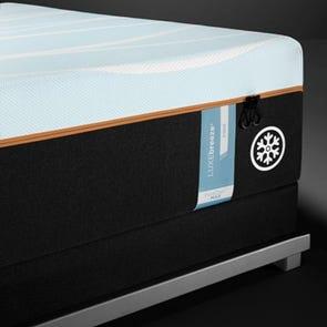 King Tempurpedic Tempur Luxe Breeze Firm 13.2 Inch Mattress + FREE $300 Visa Gift Card