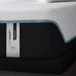 "Tempurpedic Tempur Pro Adapt Medium Hybrid 12 Inch Queen Mattress Only OVML032017 - Overstock Model ""As-Is"""
