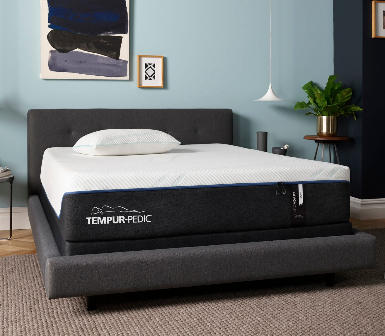 Tempurpedic Mattress Reviews >> Tempur-Pedic Pro Adapt Mattress Reviews