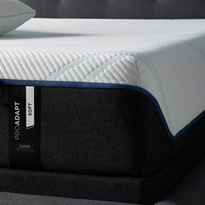 Queen Tempurpedic Tempur Pro Adapt Soft Mattress + FREE $300 Visa Gift Card