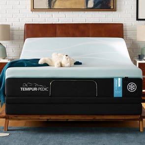 Full Tempurpedic Tempur Pro Breeze Medium 12.4 Inch Mattress + FREE $300 Visa Gift Card
