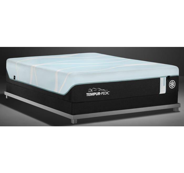 huge discount 20789 35526 King Tempurpedic Tempur Pro Breeze Medium Hybrid 12.2 Inch Mattress