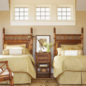 Tommy Bahama Island Estate West Indies Twin Headboard