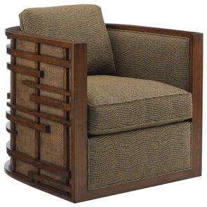 Tommy Bahama Island Fusion Semerang Chair 4109-71 Fabric