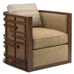 Tommy Bahama Island Fusion Semerang Chair 5916-71 Fabric