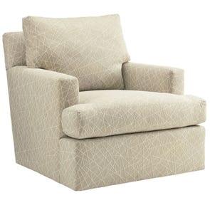 Tommy Bahama Island Fusion Bandar Swivel Chair