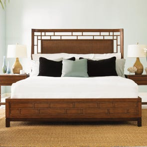 Tommy Bahama Ocean Club Paradise Point Cal King Size Bed