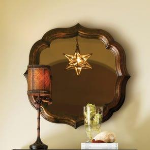 Tommy Bahama Royal Kahala Landscape Mirror