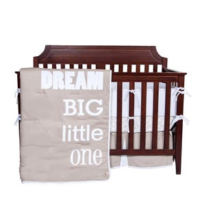Trend Lab Dream Big Little One 3 Piece Crib Bedding Set