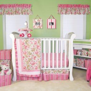 Trend Lab Paisley Park 3 Piece Crib Bedding Set