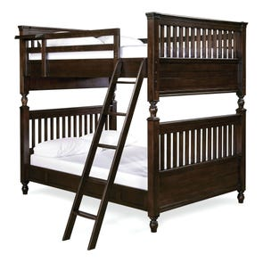Universal Smartstuff Paula Deen Kids Guys Full Size Bunk Bed with Trundle