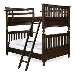 Universal Smartstuff Paula Deen Kids Guys Full Size Storage Bunk Bed