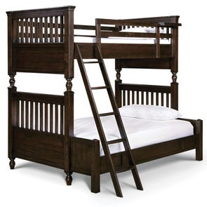 Universal Smartstuff Paula Deen Kids Guys Twin Over Full Size Bunk Bed with Trundle